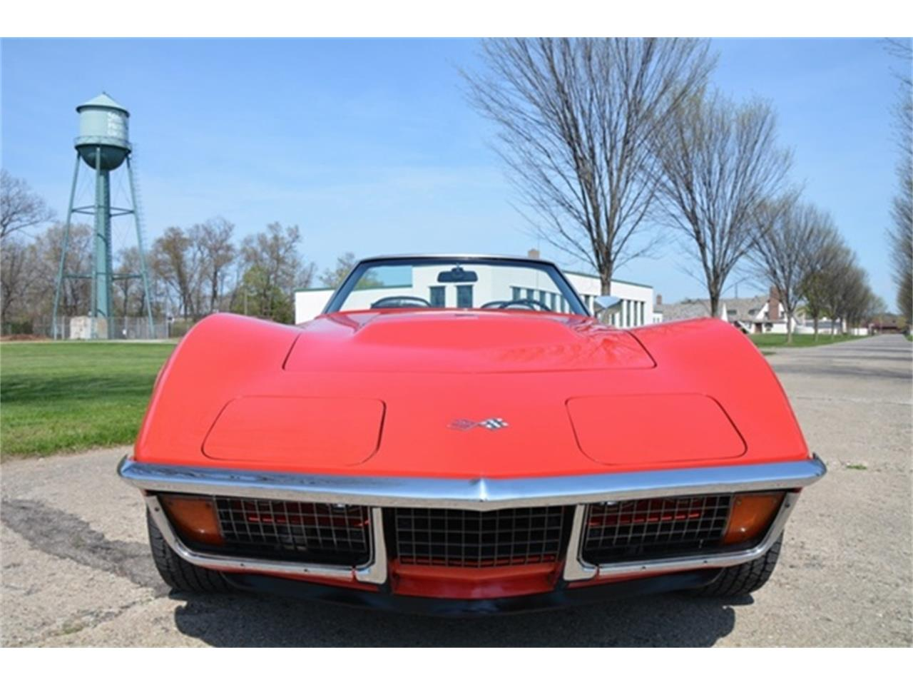 Large Picture of Classic 1972 Chevrolet Corvette located in Shelby Township Michigan - $39,995.00 Offered by Rev Up Motors - LAFE