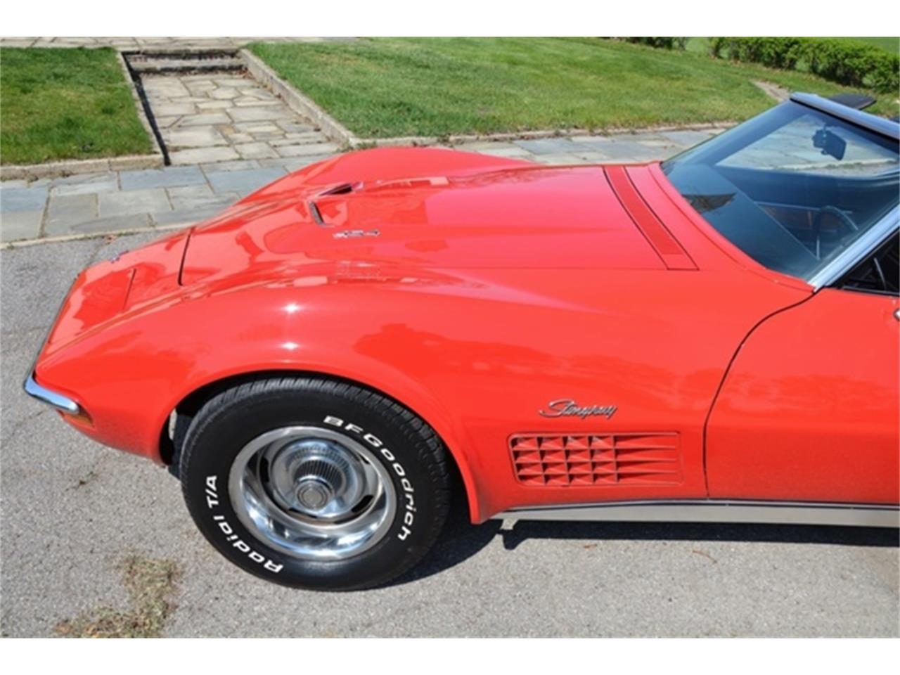 Large Picture of Classic '72 Chevrolet Corvette - $39,995.00 Offered by Rev Up Motors - LAFE