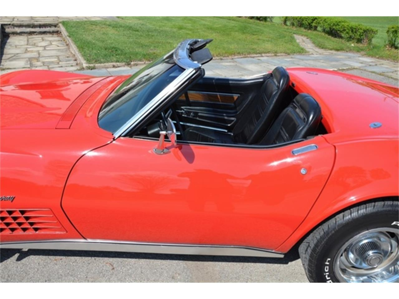 Large Picture of Classic '72 Chevrolet Corvette located in Michigan - $39,995.00 Offered by Rev Up Motors - LAFE