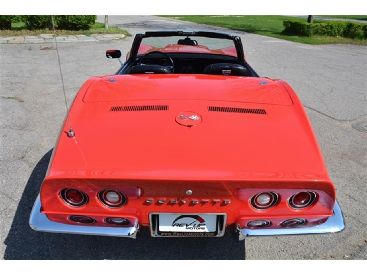 Large Picture of Classic 1972 Chevrolet Corvette located in Shelby Township Michigan - $39,995.00 - LAFE