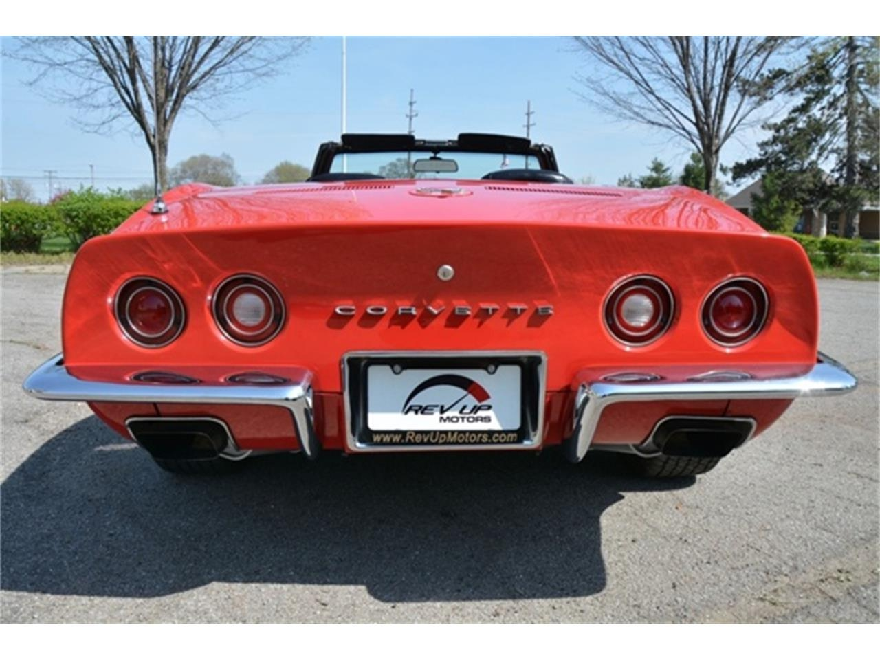 Large Picture of Classic '72 Corvette Offered by Rev Up Motors - LAFE