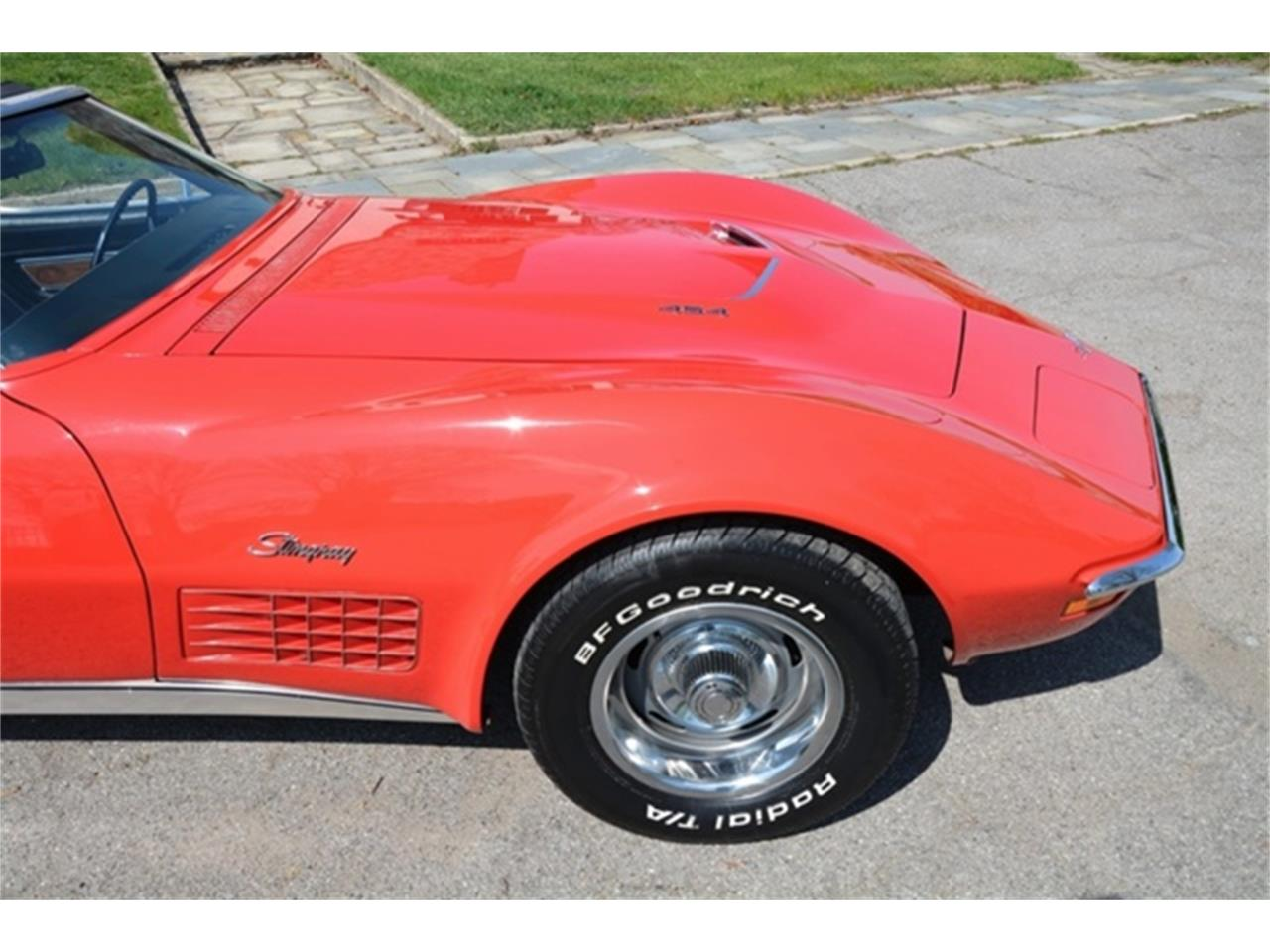 Large Picture of 1972 Chevrolet Corvette located in Michigan Offered by Rev Up Motors - LAFE