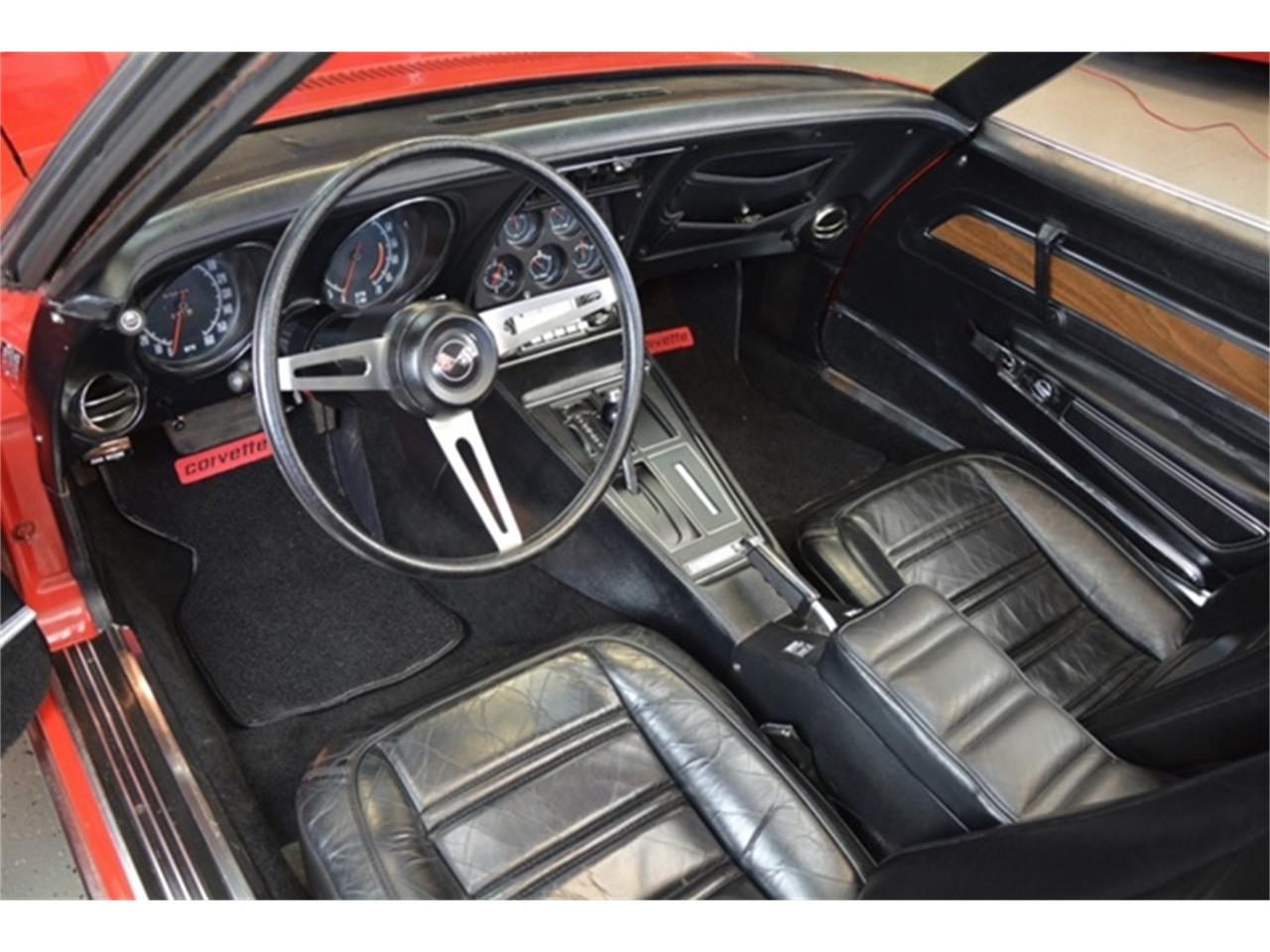 Large Picture of Classic 1972 Chevrolet Corvette located in Shelby Township Michigan - LAFE