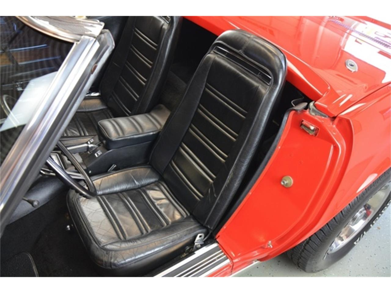 Large Picture of '72 Chevrolet Corvette located in Shelby Township Michigan Offered by Rev Up Motors - LAFE