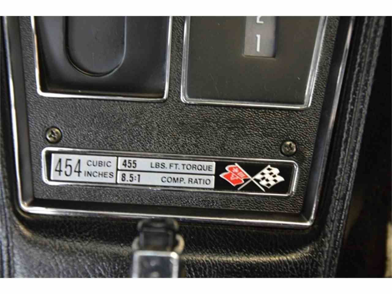 Large Picture of '72 Corvette - LAFE