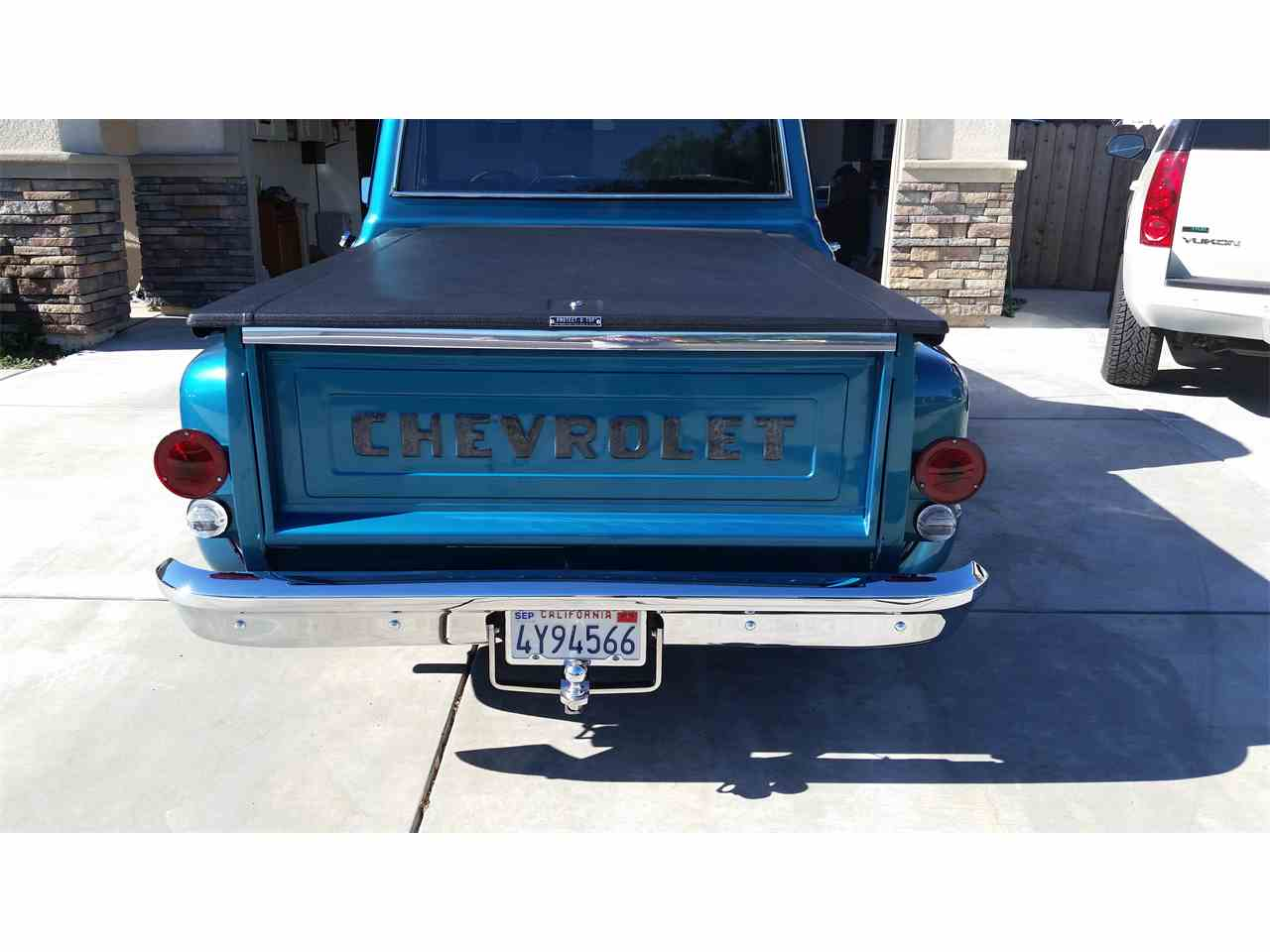 Large Picture of 1972 Chevrolet C10 - L857