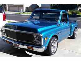 Picture of Classic '72 Chevrolet C10 located in Manteca California Offered by a Private Seller - L857