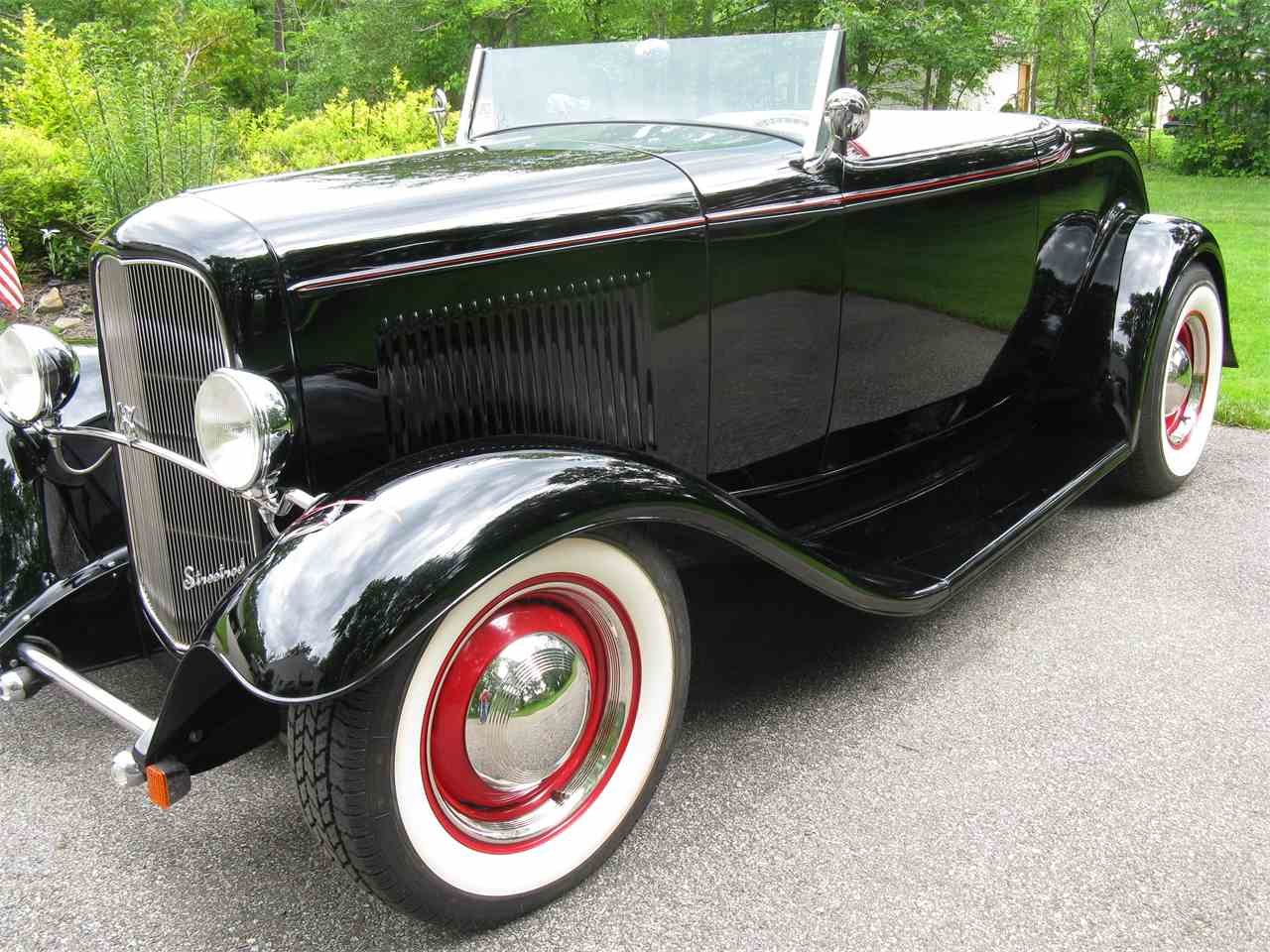 Large Picture of Classic '32 Roadster Offered by Affordable Classics Motorcars LLC - LAH5