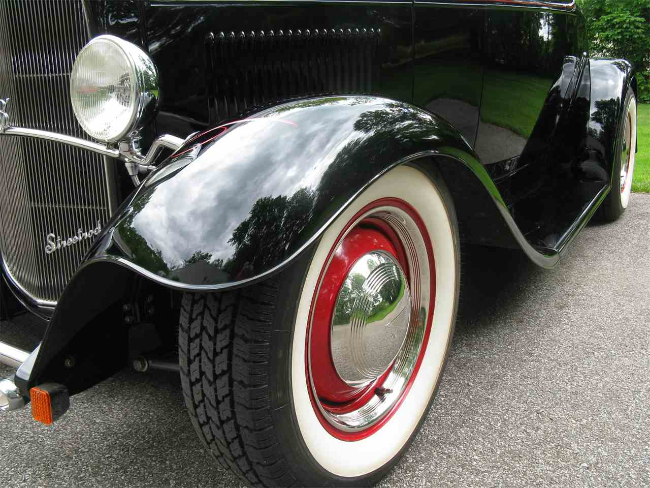 Large Picture of Classic '32 Roadster located in Shaker Heights Ohio Offered by Affordable Classics Motorcars LLC - LAH5