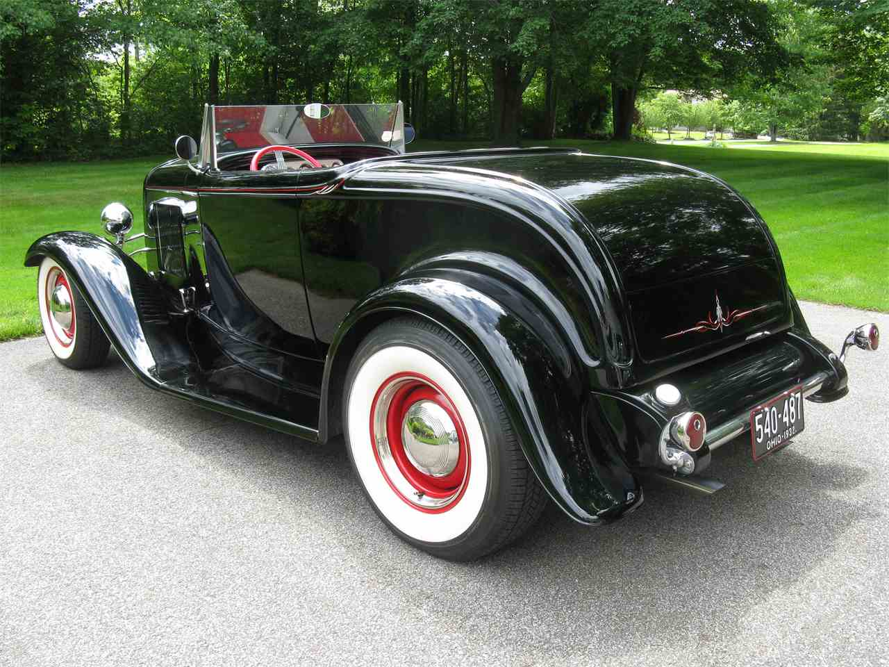 Large Picture of Classic 1932 Ford Roadster - $54,900.00 Offered by Affordable Classics Motorcars LLC - LAH5