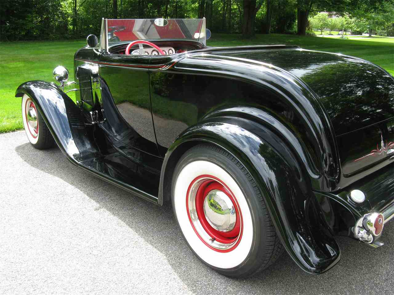 Large Picture of Classic '32 Ford Roadster located in Ohio - $54,900.00 - LAH5