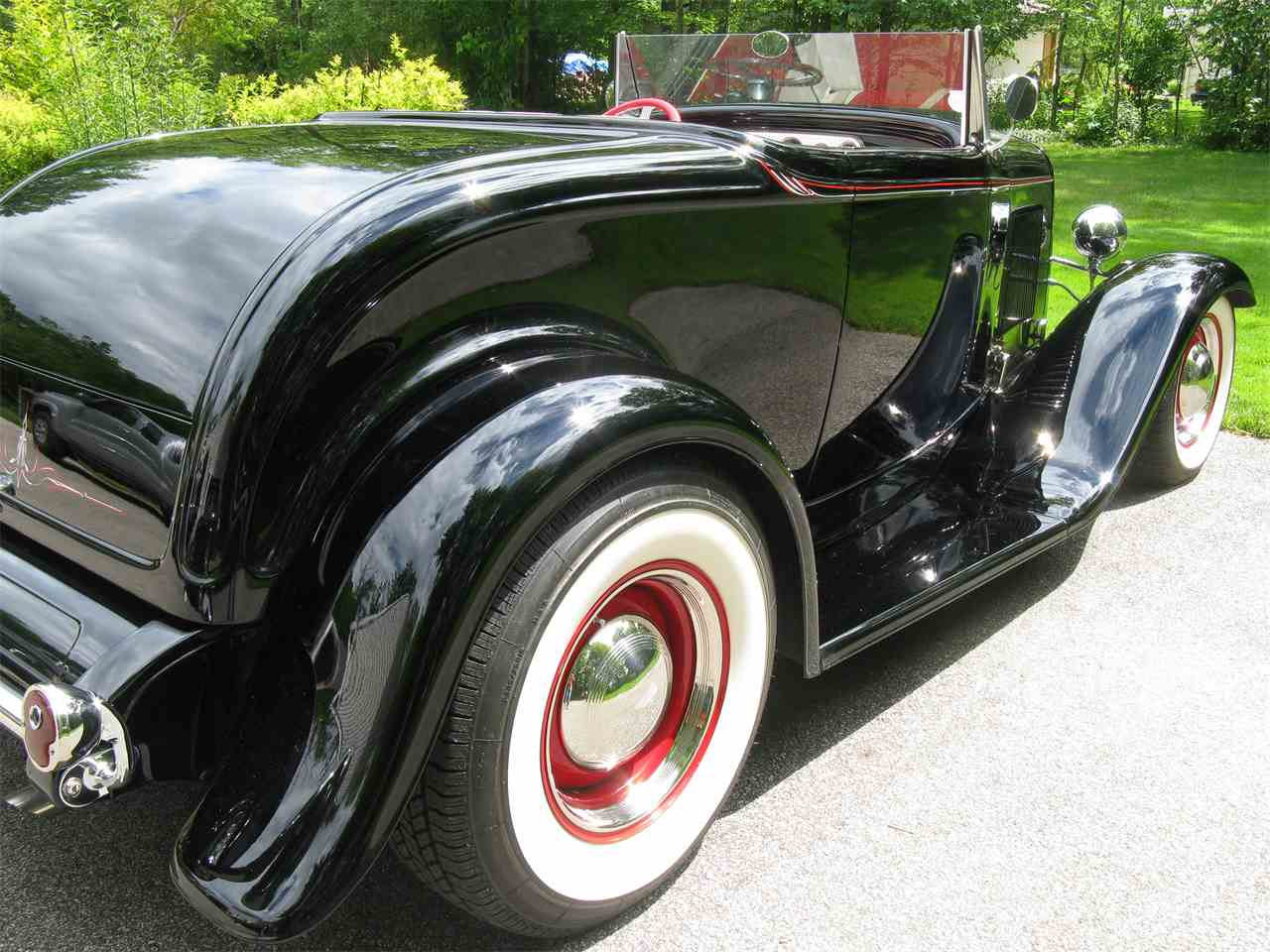 Large Picture of 1932 Roadster located in Ohio - $54,900.00 Offered by Affordable Classics Motorcars LLC - LAH5
