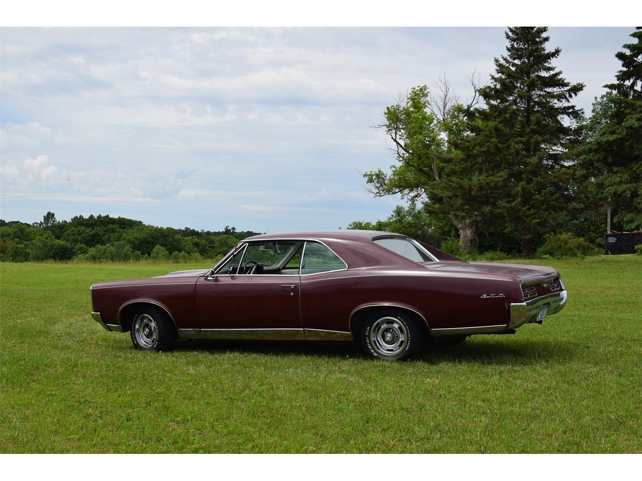 Large Picture of '67 GTO - LAHL