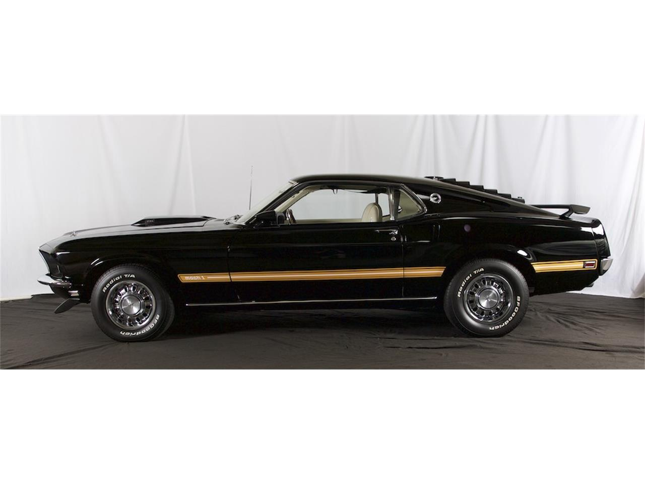 Large Picture of '69 Mustang Mach 1 - LAHM