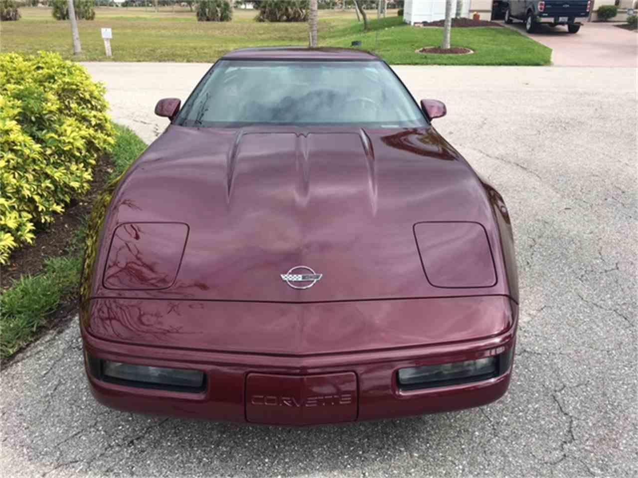 Large Picture of '93 Corvette - LAI1