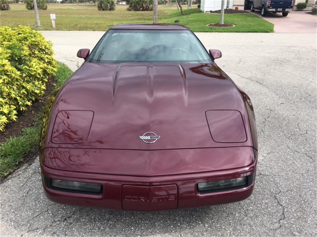 Large Picture of '93 Corvette - LAI1