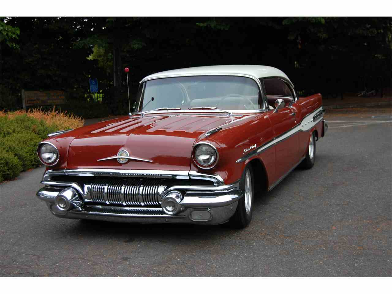 1955 Pontiac Star Chief For Saleauction Results And Sales Data 1950 1957 Sale Classiccars Com Cc 990339