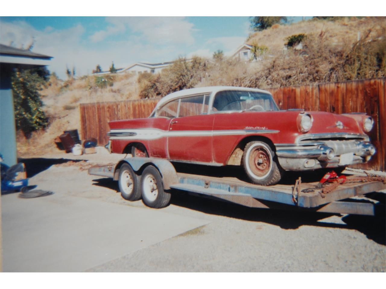 Large Picture of Classic 1957 Pontiac Star Chief located in Portland Oregon Offered by a Private Seller - L85F