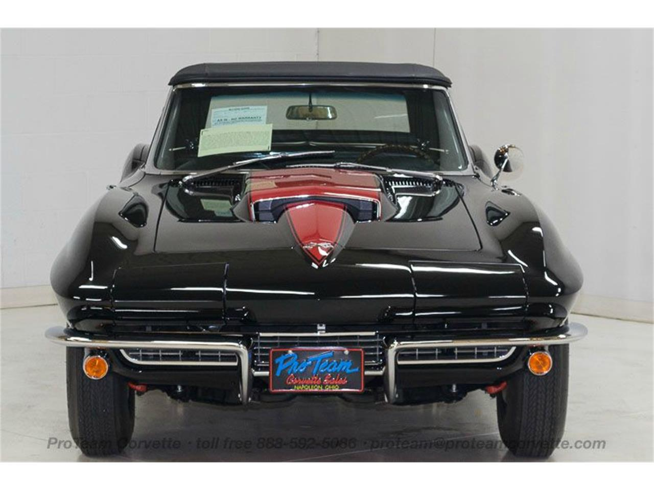 Large Picture of '67 Corvette located in Ohio - L85G