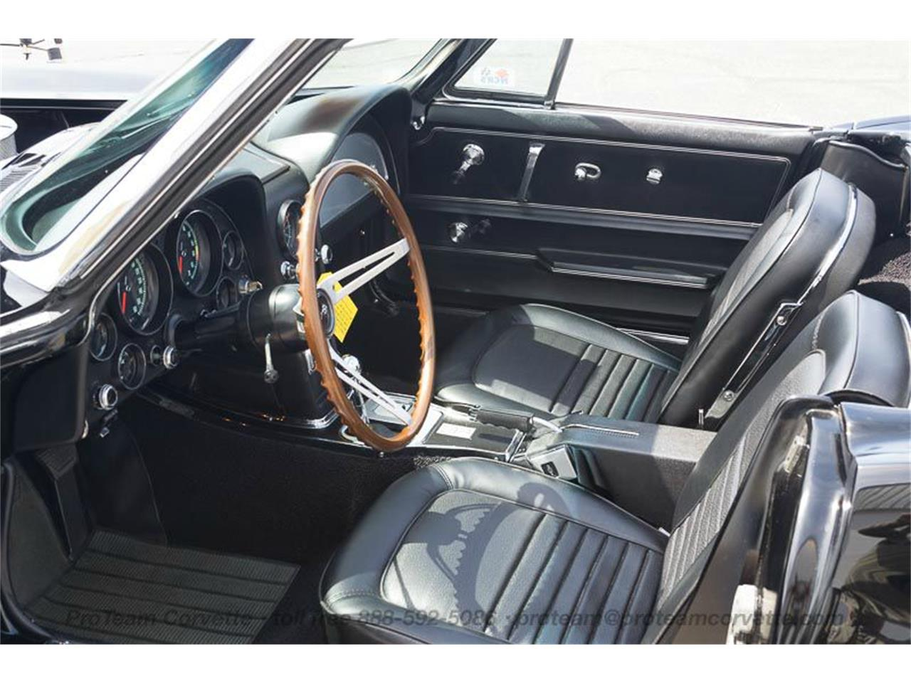 Large Picture of Classic '67 Corvette - $129,000.00 Offered by Proteam Corvette Sales - L85G