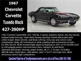 Picture of '67 Corvette Offered by Proteam Corvette Sales - L85G