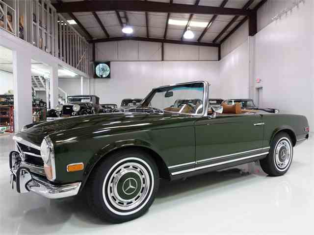 Picture of 1971 Mercedes-Benz 280SL located in MISSOURI - $124,900.00 Offered by Daniel Schmitt & Co. - LAIO
