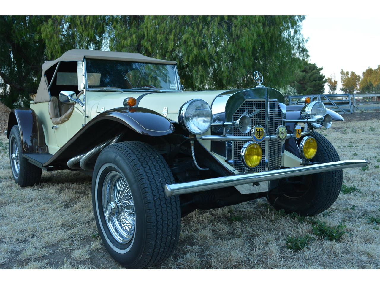 Large Picture of 1929 Mercedes-Benz SSK Replica located in Tracy California - LAJ0