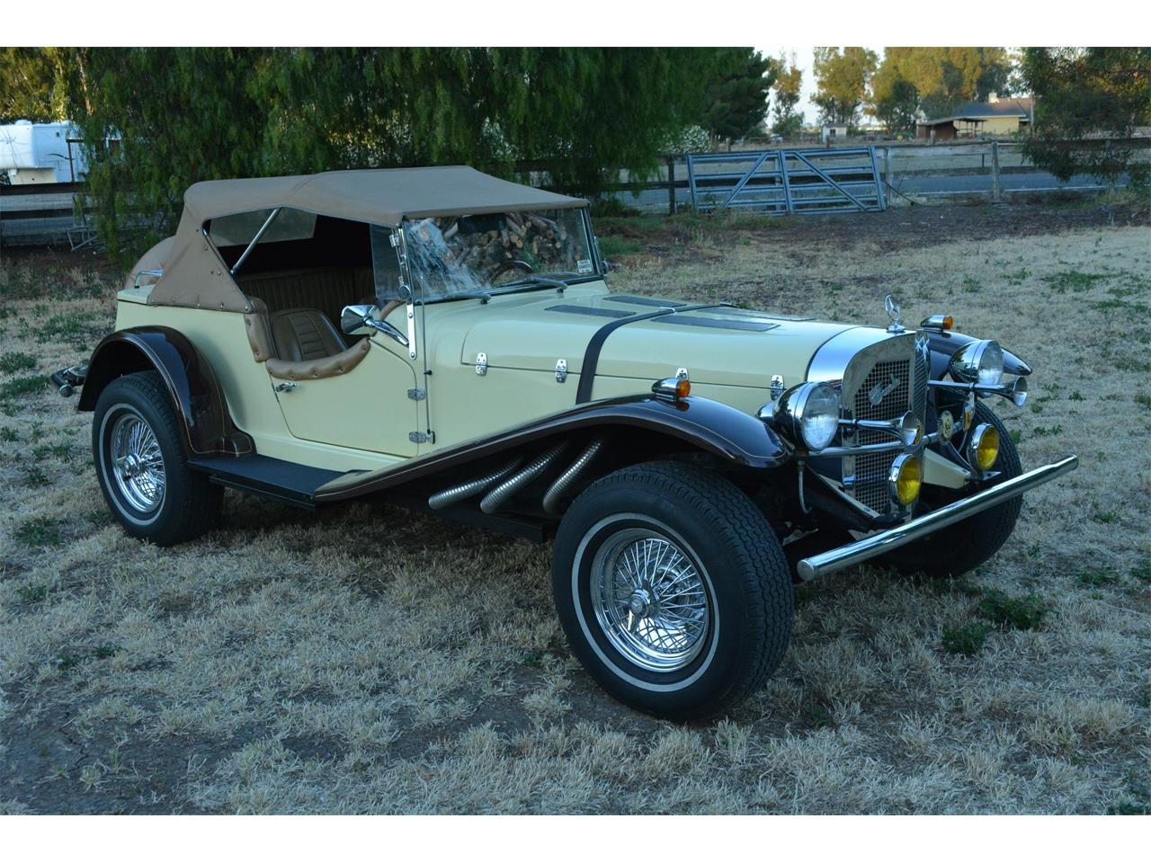 Large Picture of '29 Mercedes-Benz SSK Replica - $10,000.00 Offered by Robz Ragz - LAJ0