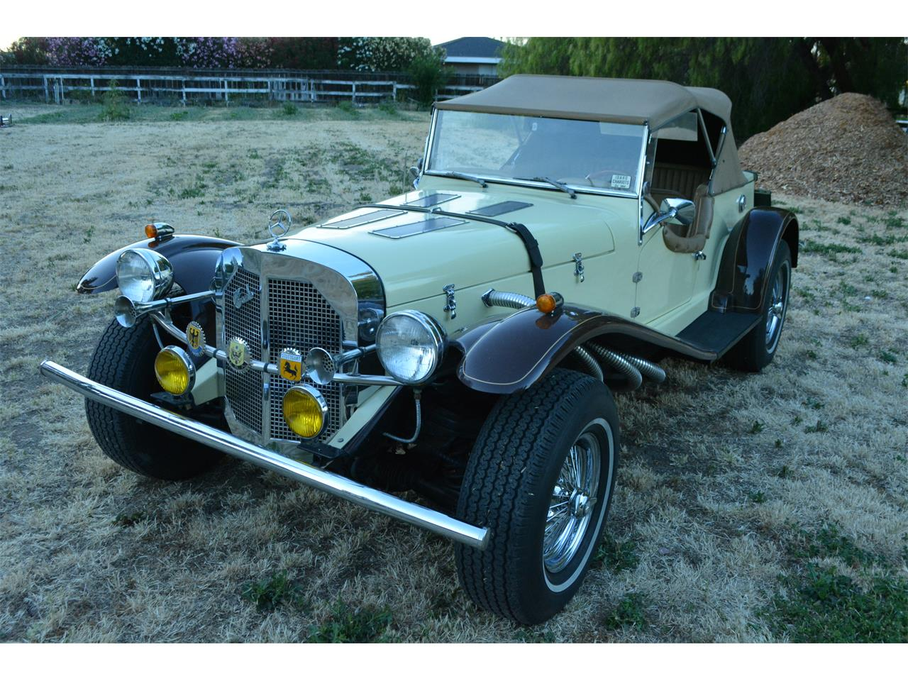 Large Picture of Classic 1929 SSK Replica located in California - $10,000.00 Offered by Robz Ragz - LAJ0