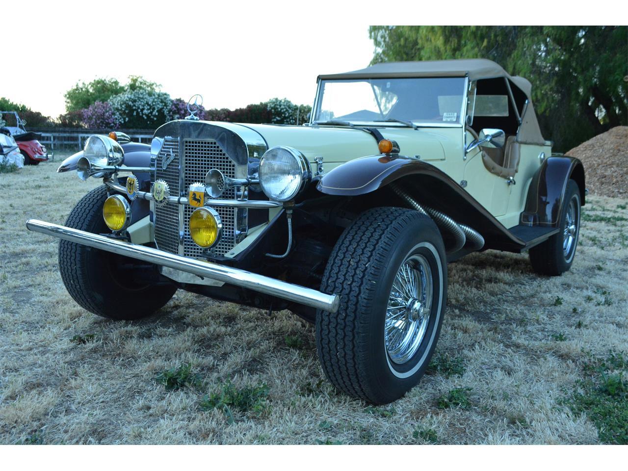 Large Picture of Classic 1929 SSK Replica - $10,000.00 - LAJ0