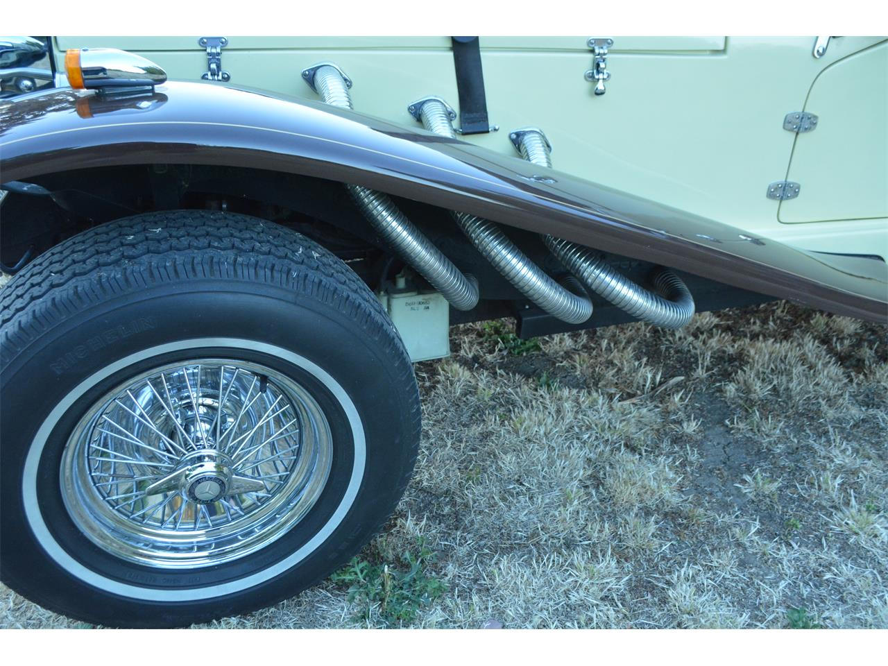 Large Picture of 1929 Mercedes-Benz SSK Replica located in Tracy California Offered by Robz Ragz - LAJ0