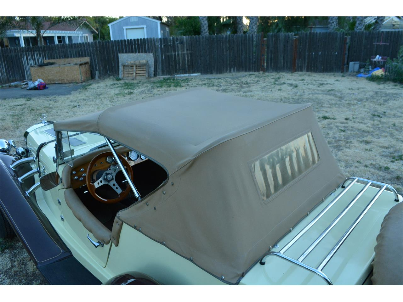 Large Picture of Classic '29 Mercedes-Benz SSK Replica located in Tracy California - $10,000.00 Offered by Robz Ragz - LAJ0