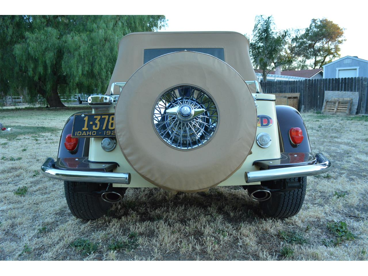 Large Picture of '29 Mercedes-Benz SSK Replica - $10,000.00 - LAJ0