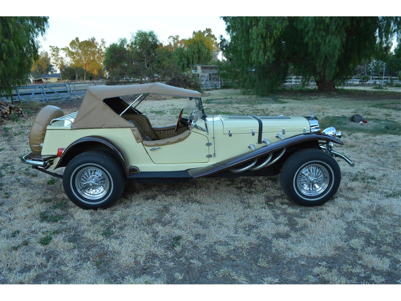 Large Picture of Classic '29 Mercedes-Benz SSK Replica Offered by Robz Ragz - LAJ0