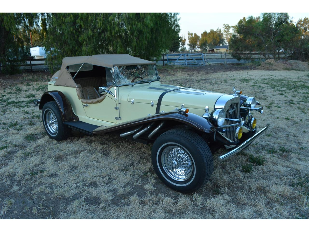 Large Picture of '29 Mercedes-Benz SSK Replica located in Tracy California - LAJ0