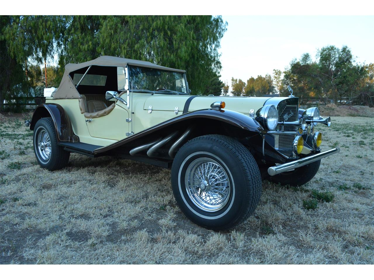 Large Picture of Classic 1929 Mercedes-Benz SSK Replica - LAJ0