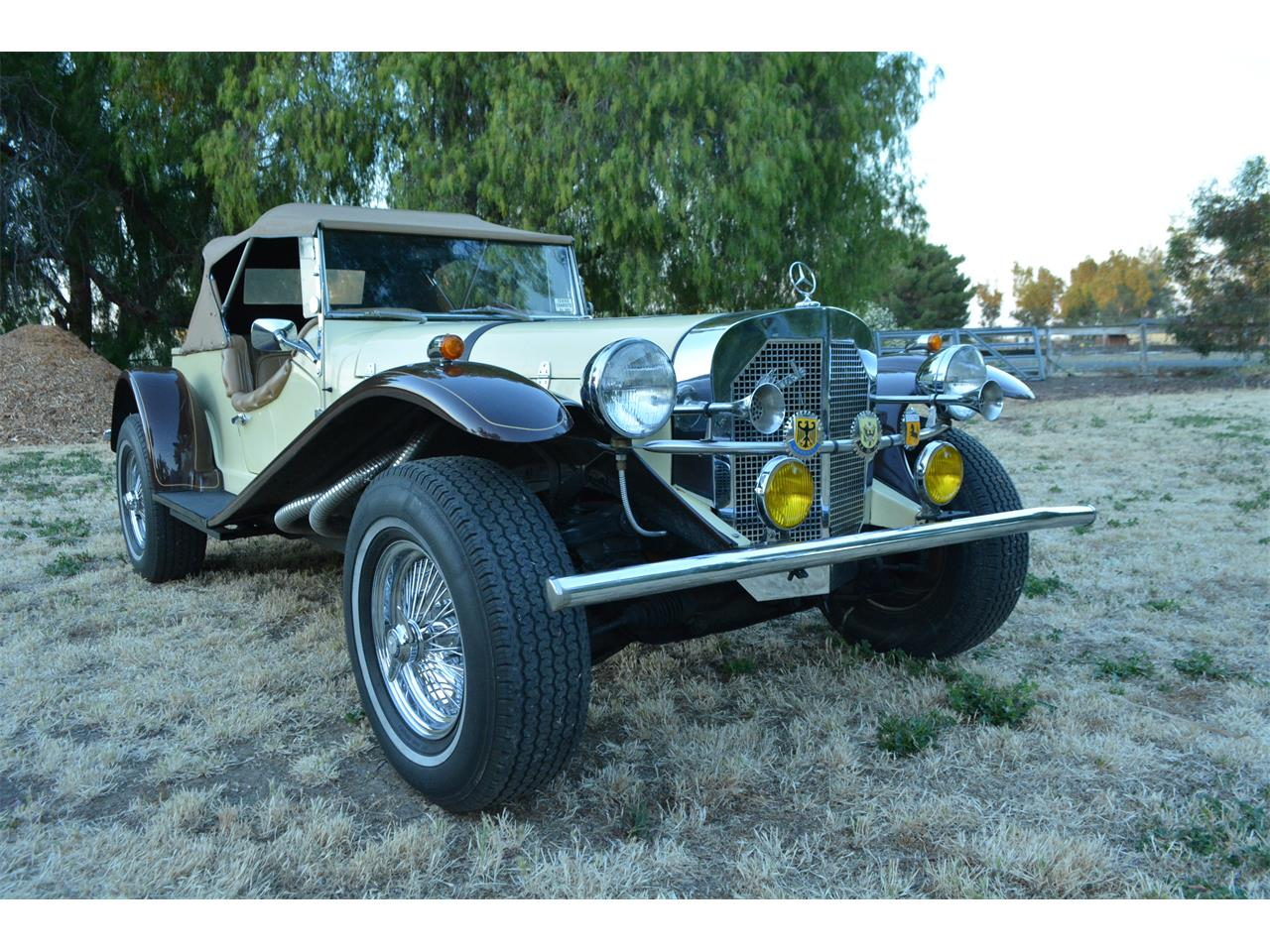 Large Picture of 1929 SSK Replica Offered by Robz Ragz - LAJ0