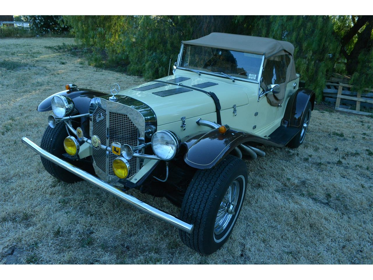 Large Picture of Classic 1929 SSK Replica located in California Offered by Robz Ragz - LAJ0