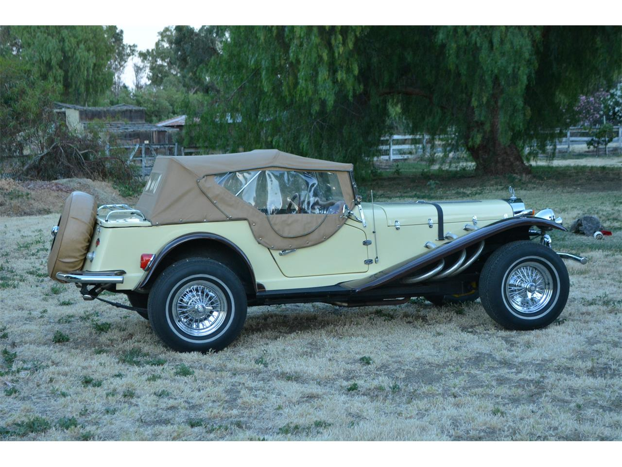 Large Picture of Classic 1929 Mercedes-Benz SSK Replica located in Tracy California - $10,000.00 Offered by Robz Ragz - LAJ0