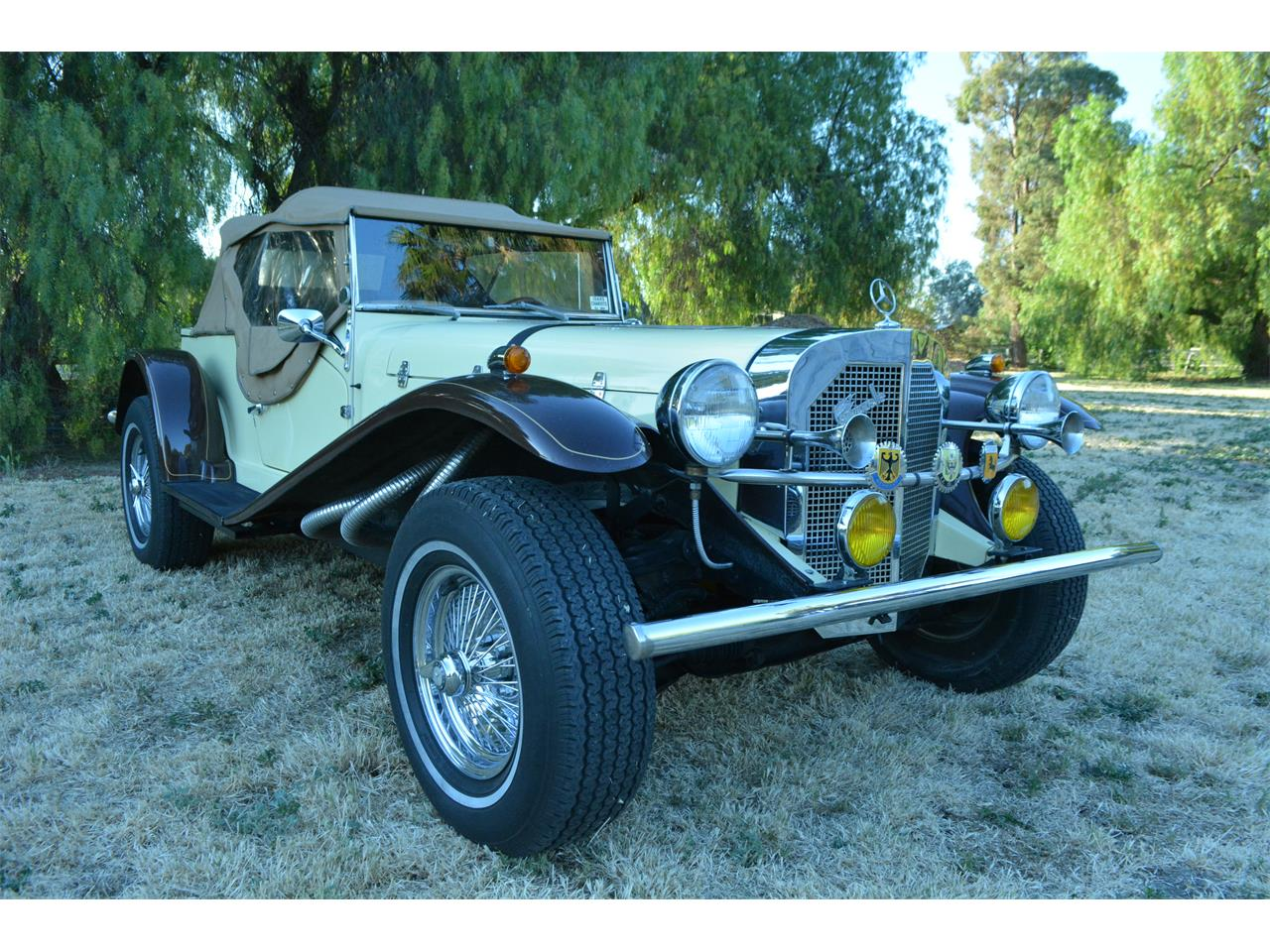 Large Picture of '29 SSK Replica Offered by Robz Ragz - LAJ0