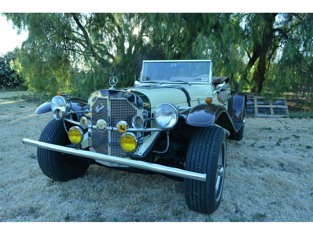 Large Picture of Classic 1929 SSK Replica located in California - $10,000.00 - LAJ0