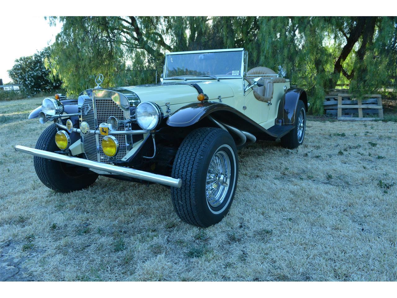 Large Picture of Classic '29 SSK Replica located in Tracy California - $10,000.00 - LAJ0