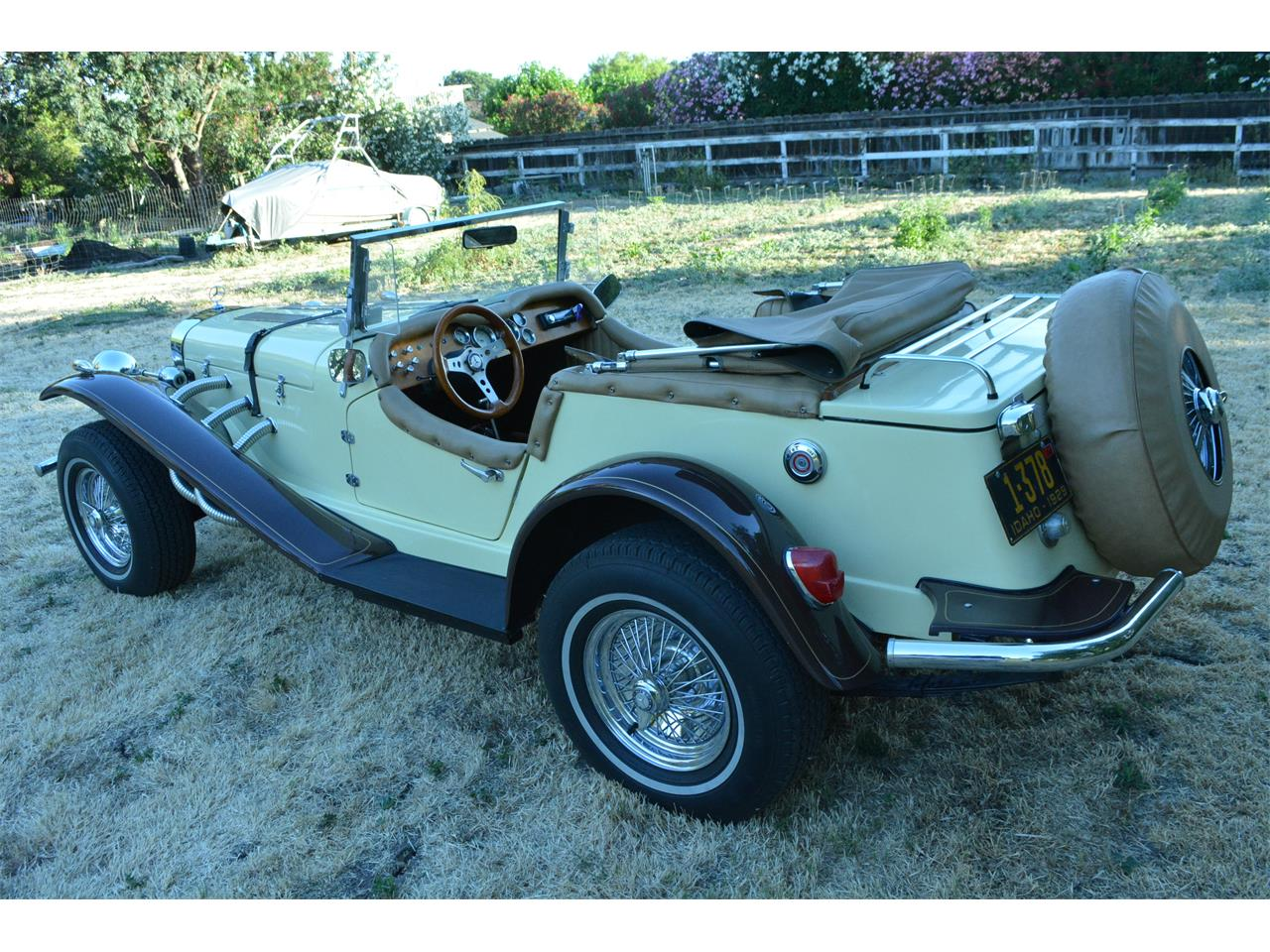 Large Picture of 1929 Mercedes-Benz SSK Replica located in Tracy California - $10,000.00 - LAJ0