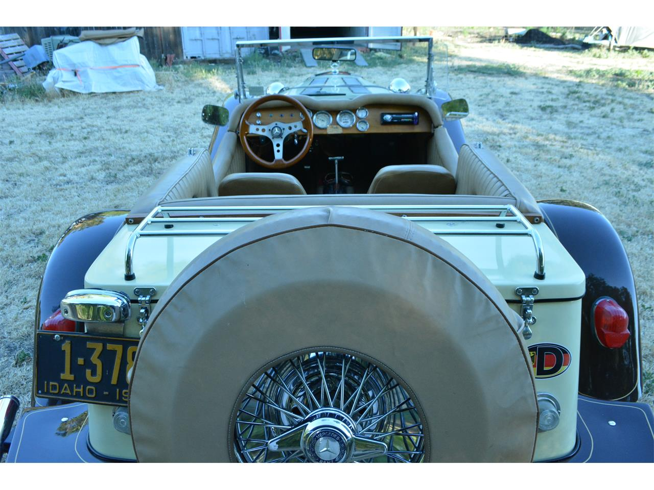 Large Picture of Classic 1929 Mercedes-Benz SSK Replica located in Tracy California Offered by Robz Ragz - LAJ0