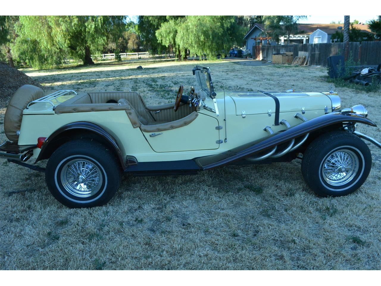 Large Picture of Classic '29 Mercedes-Benz SSK Replica located in California Offered by Robz Ragz - LAJ0