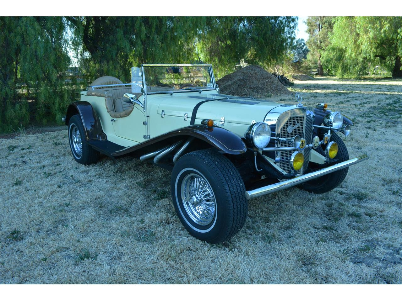 Large Picture of Classic 1929 Mercedes-Benz SSK Replica Offered by Robz Ragz - LAJ0