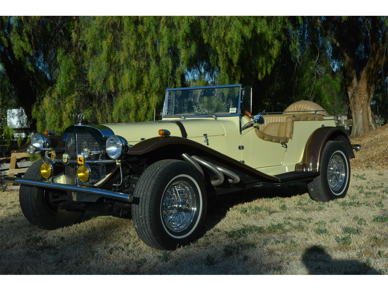 Large Picture of '29 Mercedes-Benz SSK Replica located in Tracy California - $10,000.00 - LAJ0