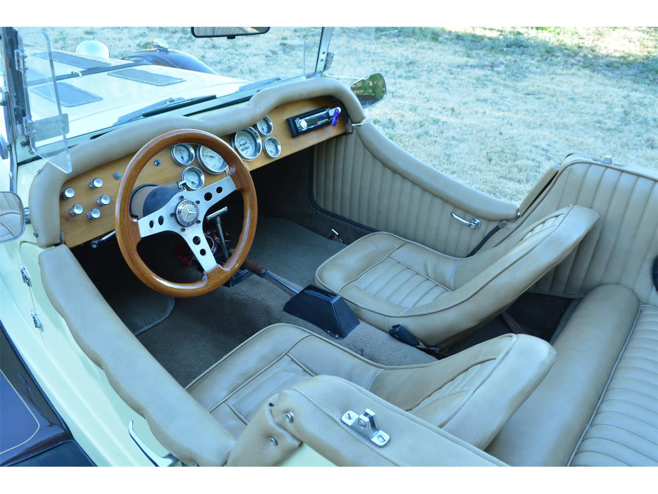 Large Picture of Classic '29 Mercedes-Benz SSK Replica - $10,000.00 Offered by Robz Ragz - LAJ0