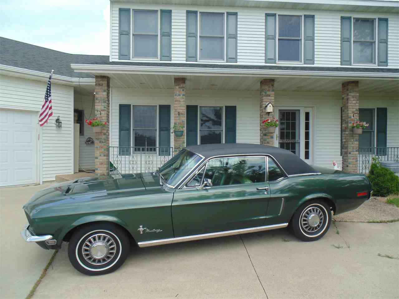 1968 Ford Mustang for Sale | ClassicCars.com | CC-993425