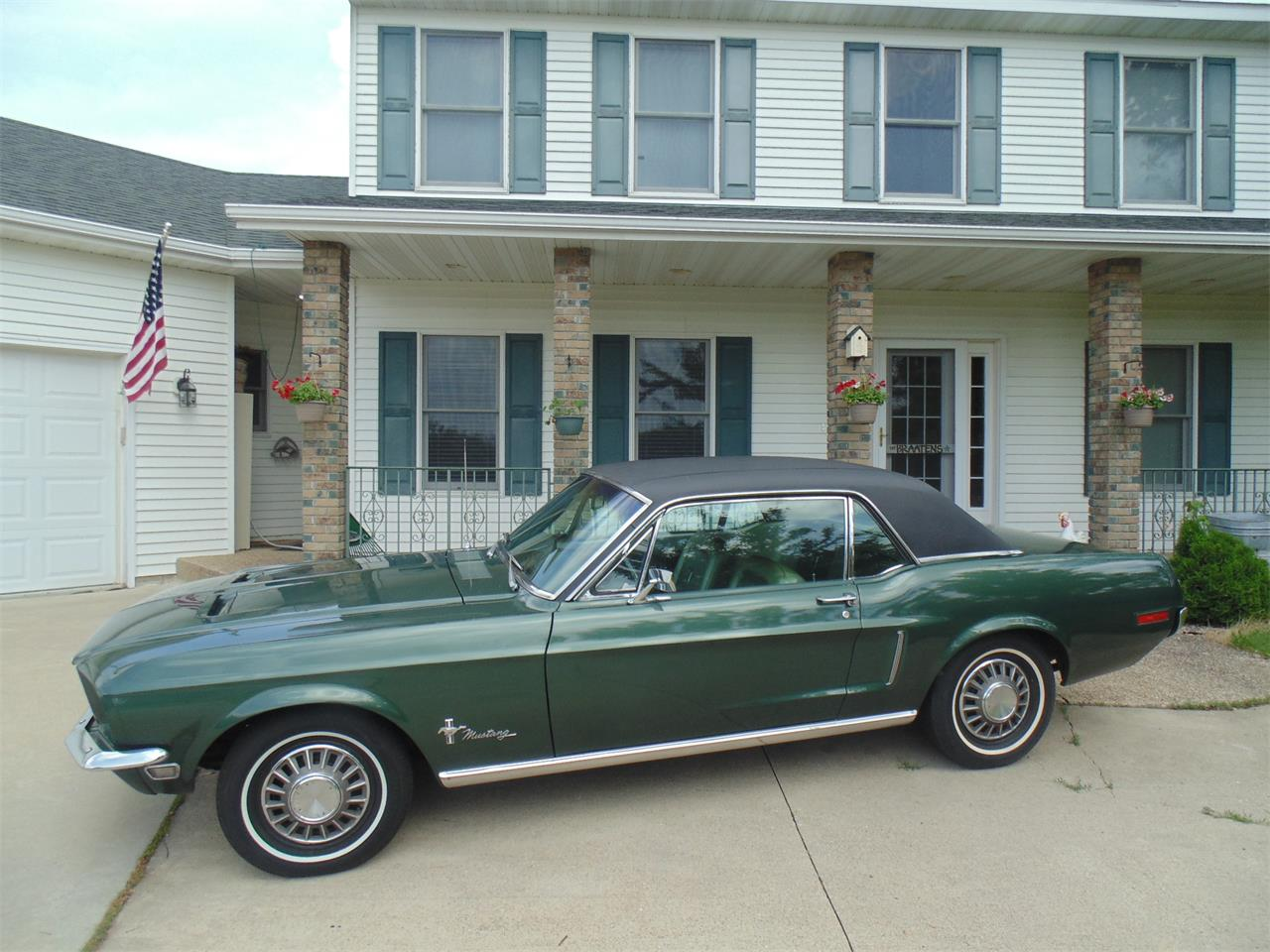 Large Picture of '68 Mustang - LAJ5